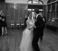 The 'Q' performed for Steve Schatteman and Tessa Olson's Wedding